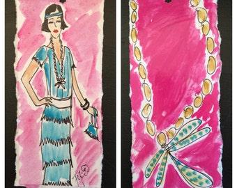 20s Flapper Inspired by Twenties Girl