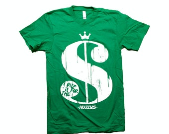 I did it for the money T-Shirt.  American Apparel Made in the USA!