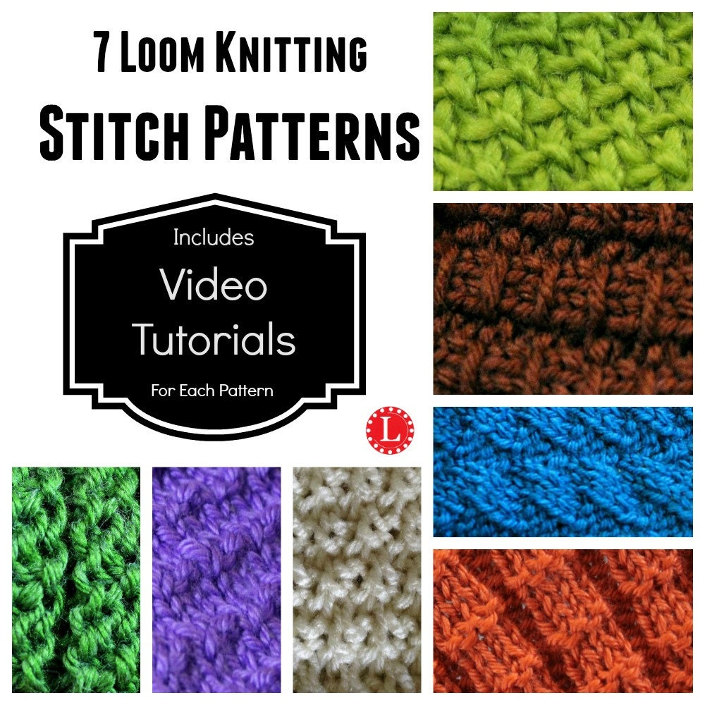 Enchanting Knit Loom Patterns Crest - Sewing Pattern for Wedding ...