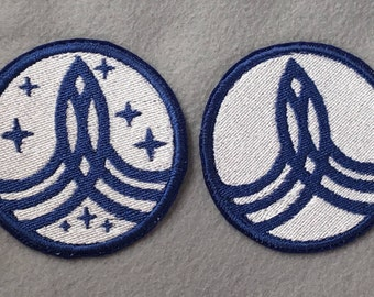 The Orville Command Insignia Patch