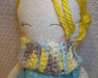 Blondie Pattern Ragdoll