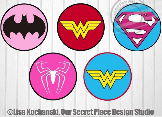 Batgirl Logo Printable