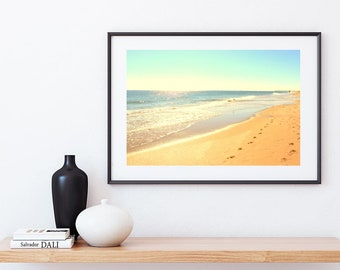 Beach Photo Download - Beach Digital Download, Beach Printable, Beach Wall Art, Coastal Decor, Beach Art Print, Printable Art, Beach Photo