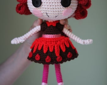 Amigurumi Doll Lalaloopsy : Best dolls i want to make images crochet dolls