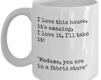 FUNNY Mug | SEWING Mug |NOVELTY Coffee Mug
