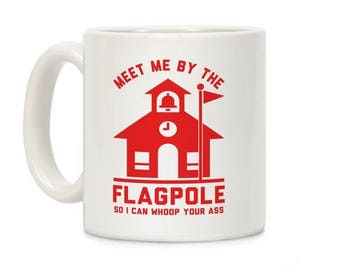 Meet Me By The Flagpole