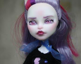 Monster High ooak doll repaint, r