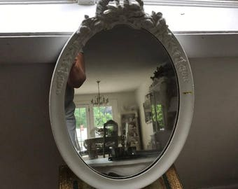 Vintage Cottage  Mirror