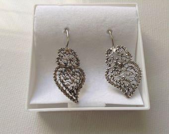 Heart earrings Portugal