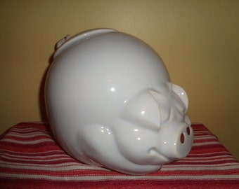 retro McCoy Happy Pig Cookie jar