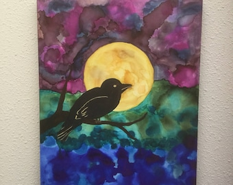 Happy Raven