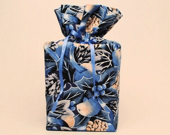 Blue Kleenex Box Cover Tissue Box Holder Blue Tissue Box Cover Kleenex Box Holder Blue Bathroom Accessories Blue Bathroom Decoration