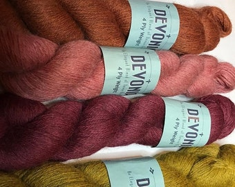 ON SALE 20% DIscount Devonia-english wool