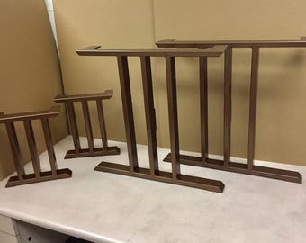 Design Dining Table Legs With Bench Legs