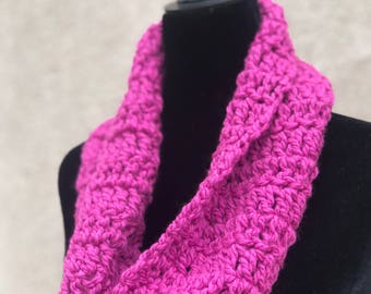 Ready to ship pink cowl