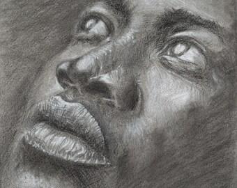 Limited Edition Print, 'Portrait #14'