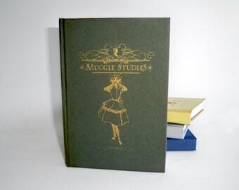 Muggle Studies Notebook