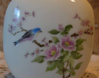 Takahashi Vase~East Wind San Francisco~4 1/2 Tall~Made In Japan~Just Precious!