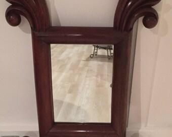 Antique Unique Mirror