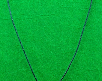 Green Porcelain Necklace