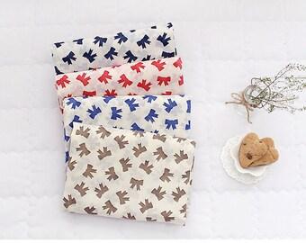 Cotton Gauze Fabric by the yard  muslin fabric Korean Gauze Sewing Supplies - Ribbon KDDM-G974542