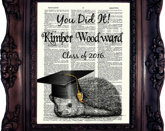 Best Friend GIFT Graduation College Graduation Gift High School Graduation Gift Class of 2016 Best friend Graduation Gift Personalized C744