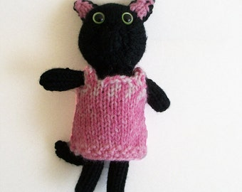 Kitty PDF Knitting Pattern