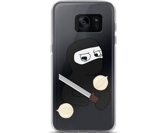 Ninja Cutting Onions Samsung Case