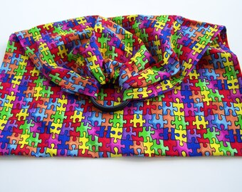 Puzzles Ring Sling Doll Carrier