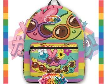 Kawaii Universe - Cute Vacation Pals  Designer Travel Bag / Backpack