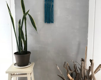 Your True Home: Macrame Wall Hanging