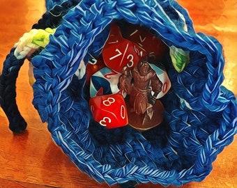 Dragonscale Dice Bag