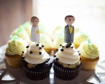 Cupcake Cuties- Custom Cupcake Toppers