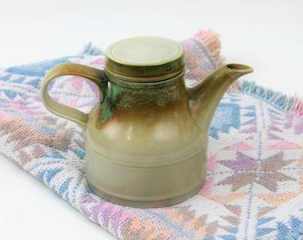 Kiln Craft Earth Tones Teapot