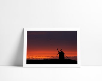 Sunrise #1, Fine Art print signed and numbered