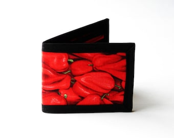 Red Hot Chili Peppers Billfold Wallet