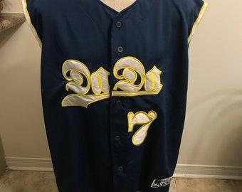 Vintage Dada baseball jersey size 2 xl