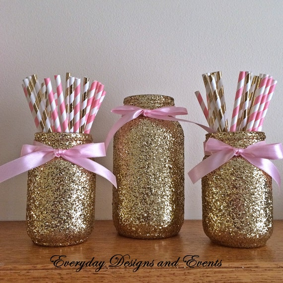 Beautiful Mason Jar Centerpiece Baby Shower Ideas Baby Shower