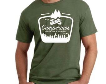 Unisex Camperinos Shirt - Gildan Softstyle® T-Shirt