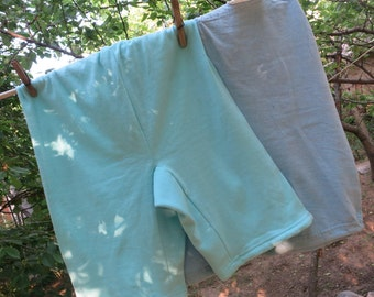 Soviet pantaloons cotton vintage women Bloomers underwear brief are russian vintage made in USSR 70 Fashion knicker panties are rare antique