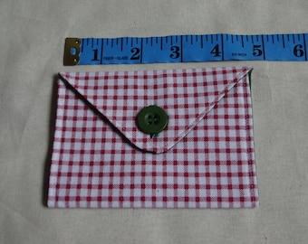 Gift money envelope