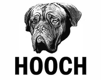 Turner & Hooch hommage T-Shirt