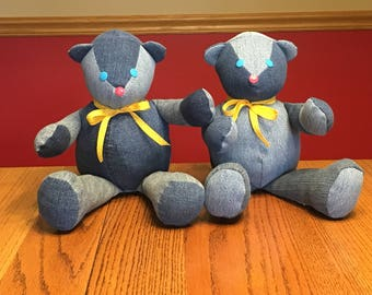 Denim Bears