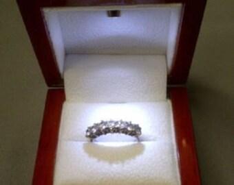 Led ring box Etsy