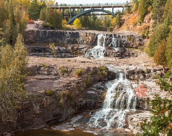 Gooseberry Falls State Park, MN