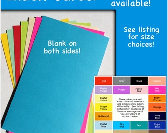 popular items for 3x5 index cards