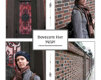 Dovecote Hat knitting pattern