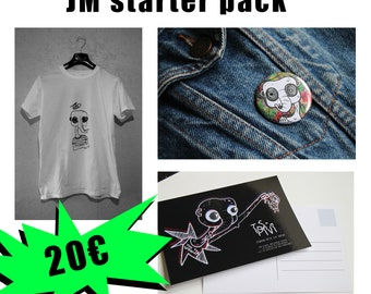 JM Starter pack, 5 available!