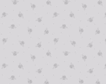 BEE KIND - Bees on grey
