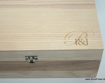 Personalization with Laser Engraving Version 1 (Custom Order)
